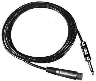 Lifetime Cables 20ft 1/4 to XLR Female (deluxe)