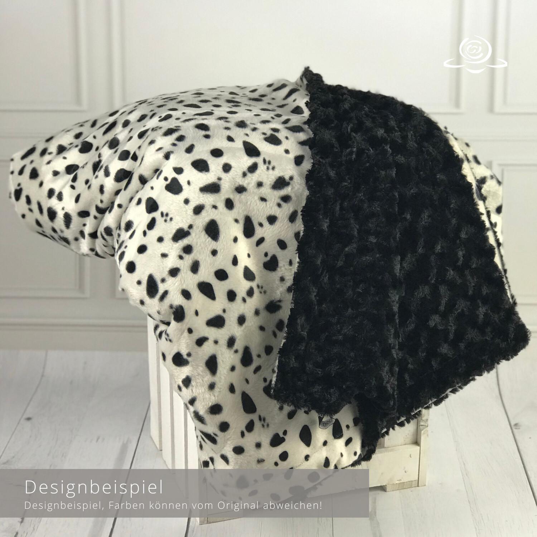 Sofapofa BAUKASTEN  //  Stell dir deine Sofadecke selbst zusammen aus Fleece und / oder Plüsch