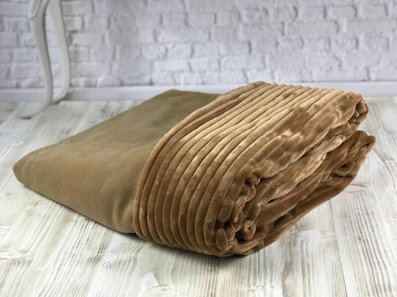 BINNEN-BÜDDEL //  Fleece Camel Plüsch Toffee // Modell TOSSI // auf Lager