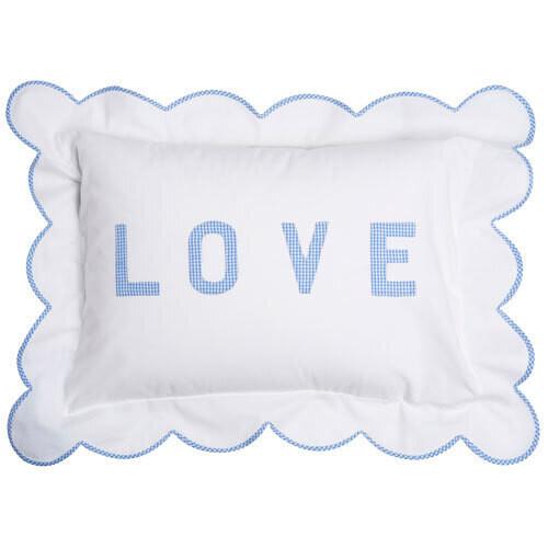 LOVE Boudoir Pillow