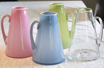 Charmagical Glass Pitcher