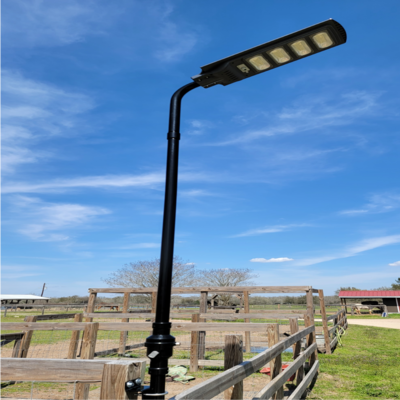 Ranch Hand Fence Mount Solar Lighting System