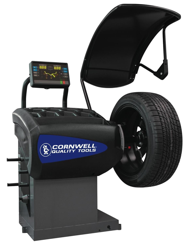 CMBCER72TD - AutoAdaptive™ OPB LED Performance Auto-Data Entry Wheel Balancer