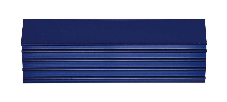 "CTSPLRA6710BTRIM - Blue Trim Kit, PLATINUM™  67"" 9 & 10 Drawer Cabinets"