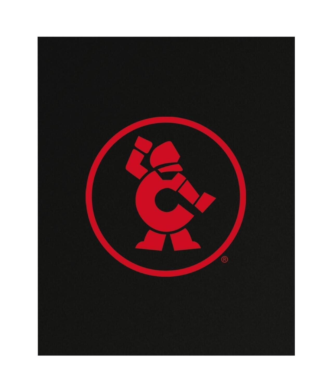 CTBSHARMAG - PLATINUM™ Side Shelf Magnet Top w/ Red Ironman