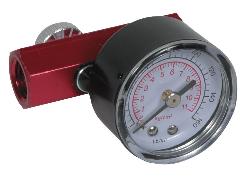 SH77337 - Air Regulator with Gauge