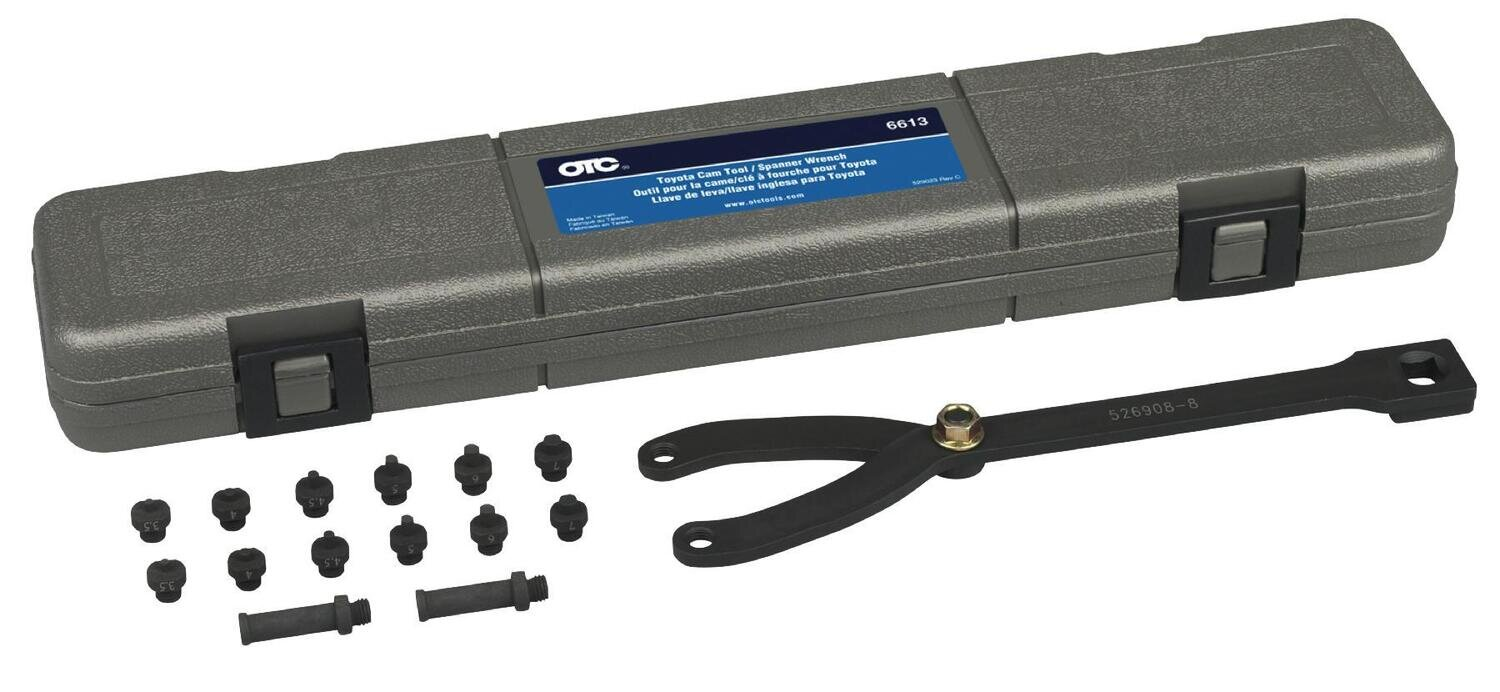 OW6613 - Variable Pin Spanner Wrench Set