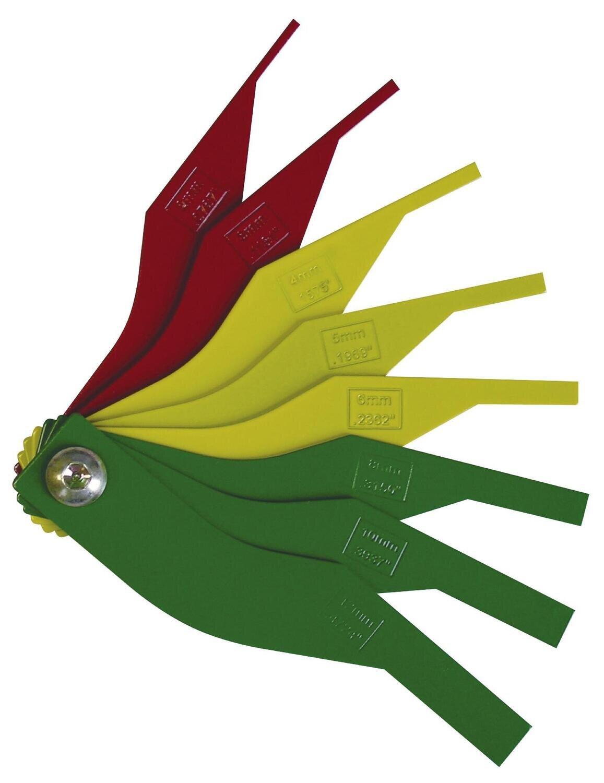 JS97844 - 8 Piece Manual Brake Gauge
