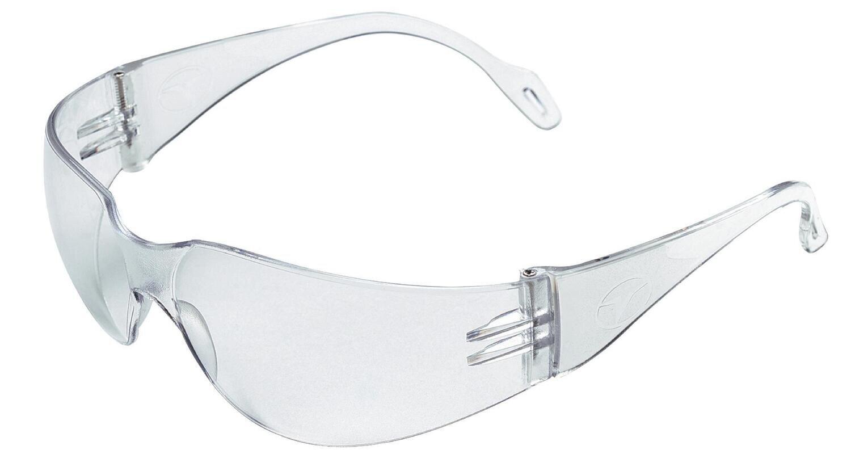 SGL5778004 - V2000 Safety Glasses - Clear Frame/Clear Lens