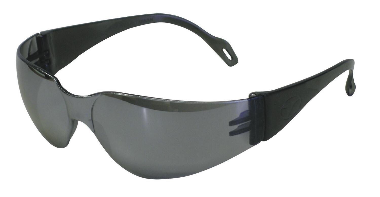 SGL5778424 - V2000 Safety Glasses - Gray Frame/Silver Lens