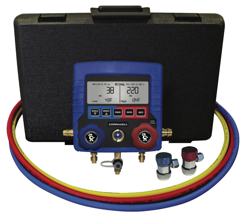 MCL99872A - R134a Digital Manifold Kit