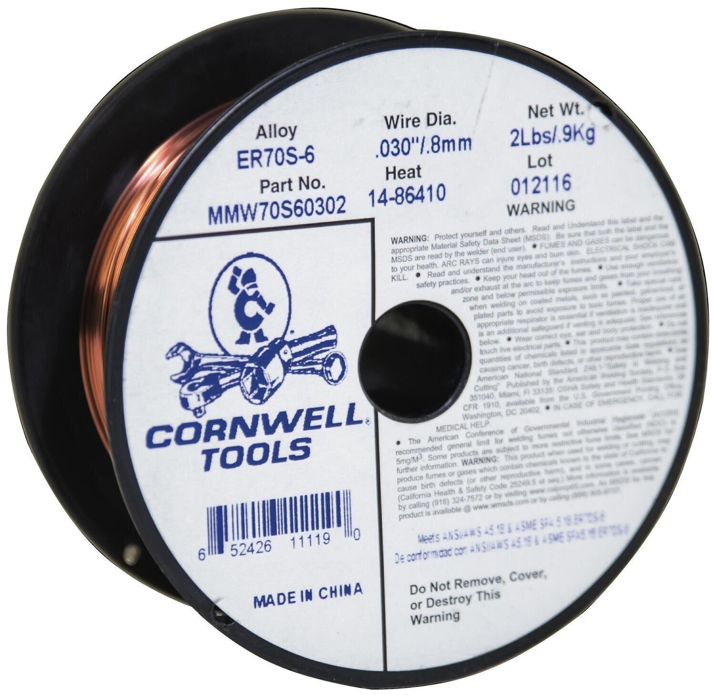MMW70S60302 - MIG Wire 2lb. .030