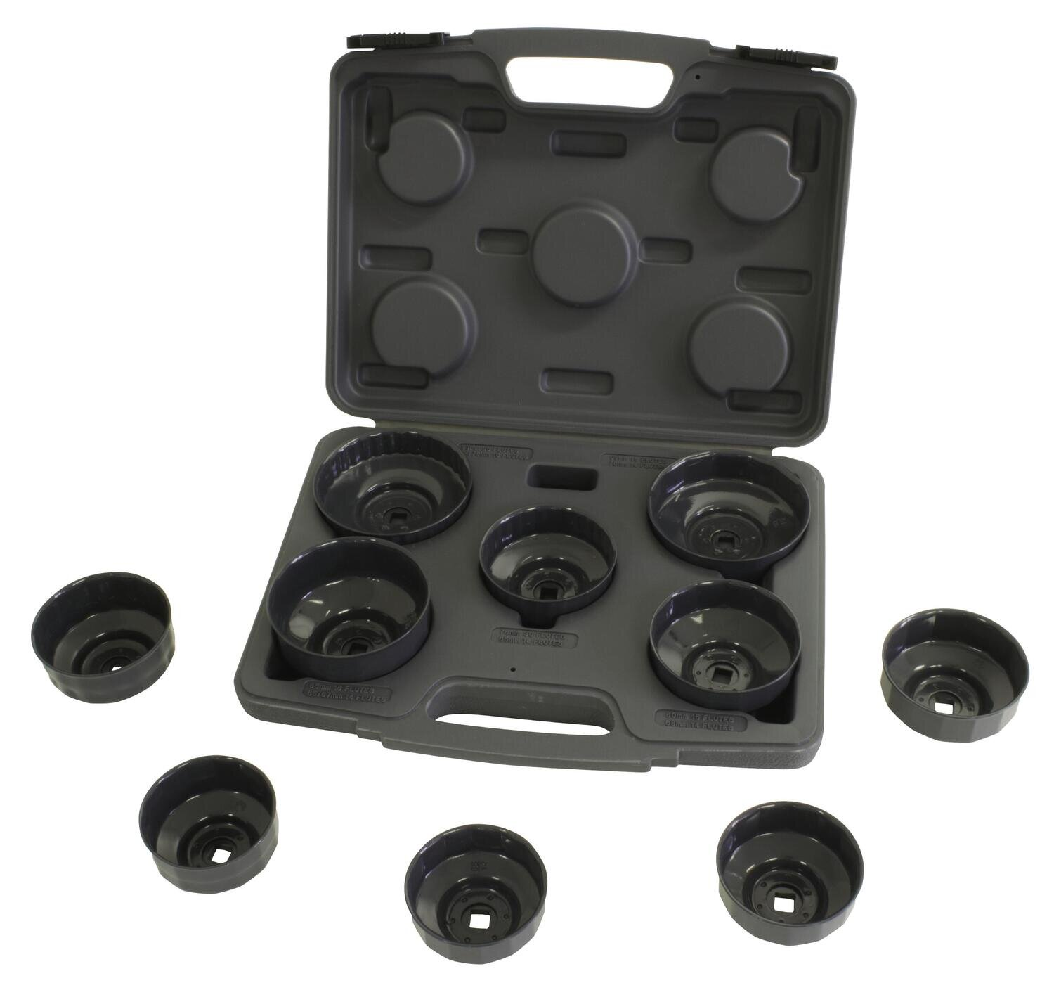 LS61450 - Cap Style Filter Wrench Set