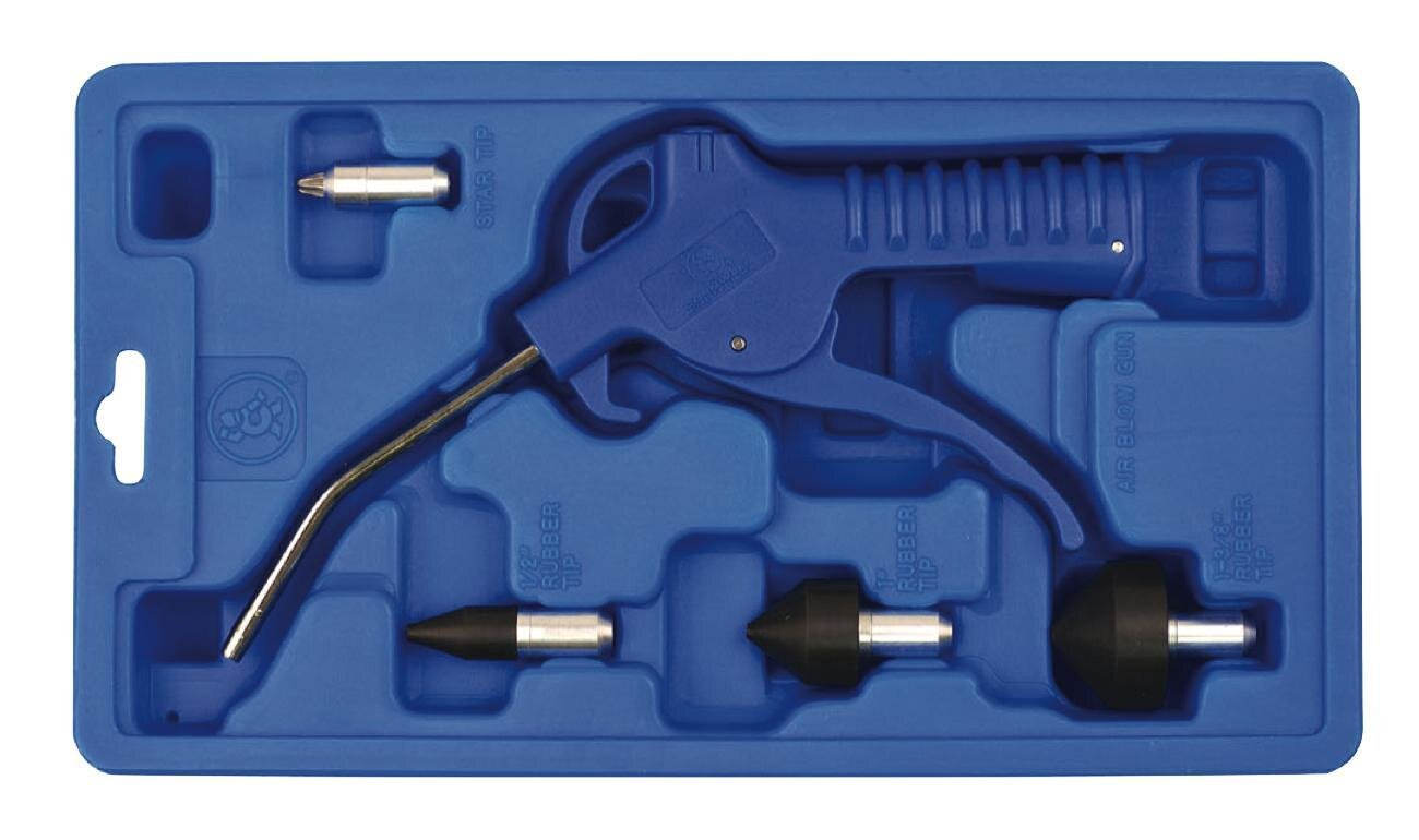CATBGK - 5 Piece Blow Gun Kit