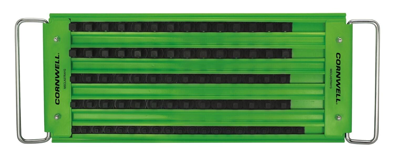 MSCLASTRAYG - Lock-A-Socket Trays