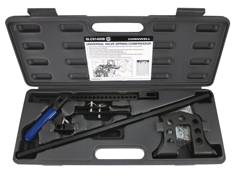 SLC91400B - Universal OHC Valve Spring Compressor with Lockdown