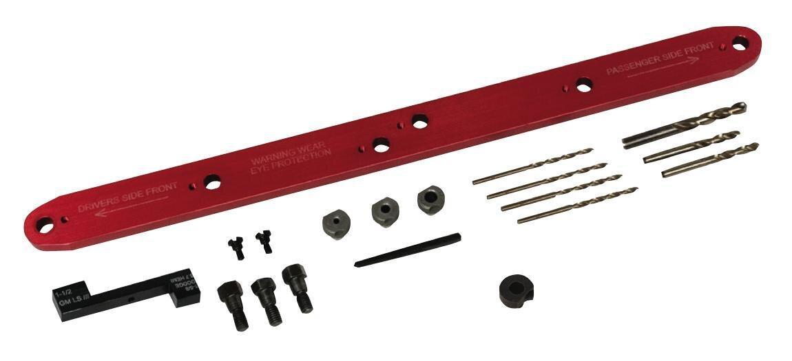 LS71400 - GM Exhaust Manifold Template Kit