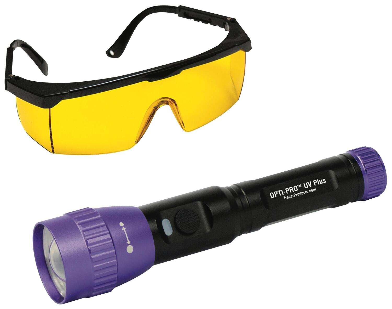 WGTPUVP - Rechargeable True UV Focus LED Flashlight