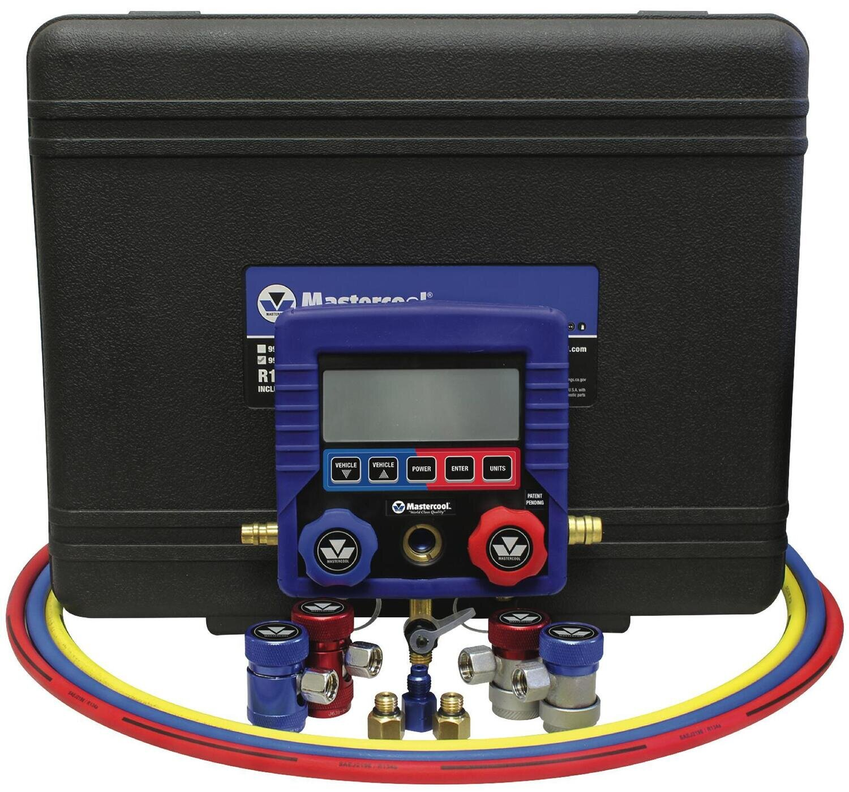 MCL99172 - Dual Digital R134a and R1234yf Manifold Gauge Set