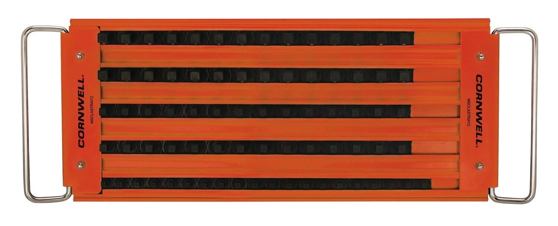 MSCLASTRAYO - Lock-A-Socket Trays