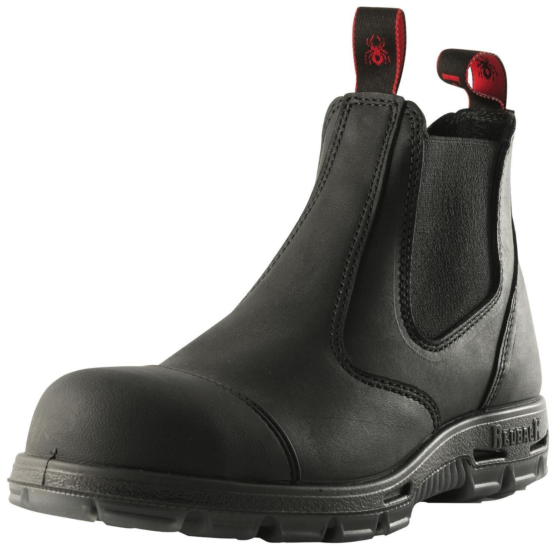 RBBUSBBKSC7.5 - Easy Escape Steel Toe Scuff Cap Boot