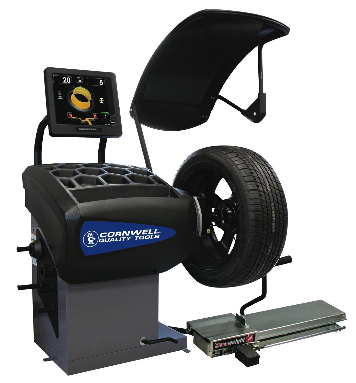 CMBCER75AC - HubMatch® Diagnostic RFV Wheel Balancer (Pneumatic Clamping)