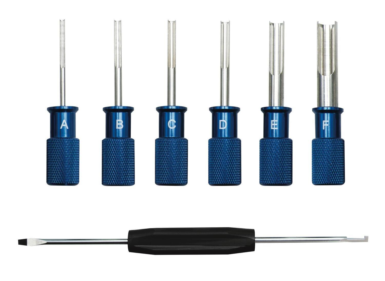 JSC95886 - 7 Piece Deutsch Terminal Tool Kit