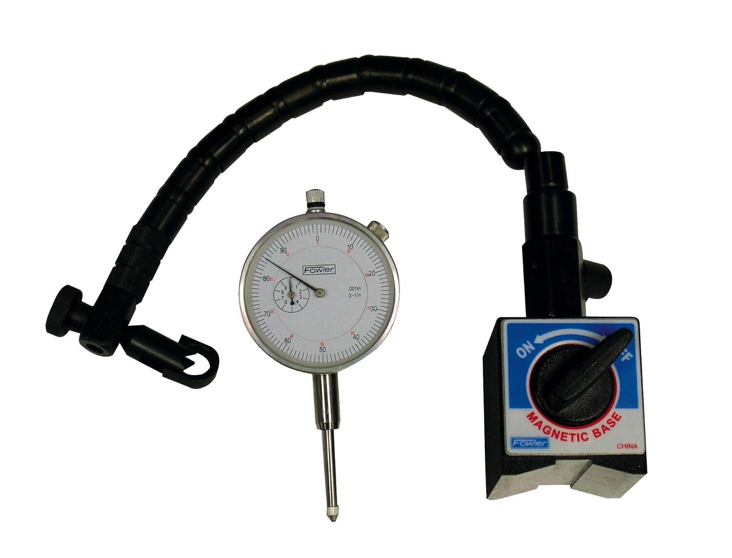 FW72641300 - Flex Arm Base and Dial Indicator Combo