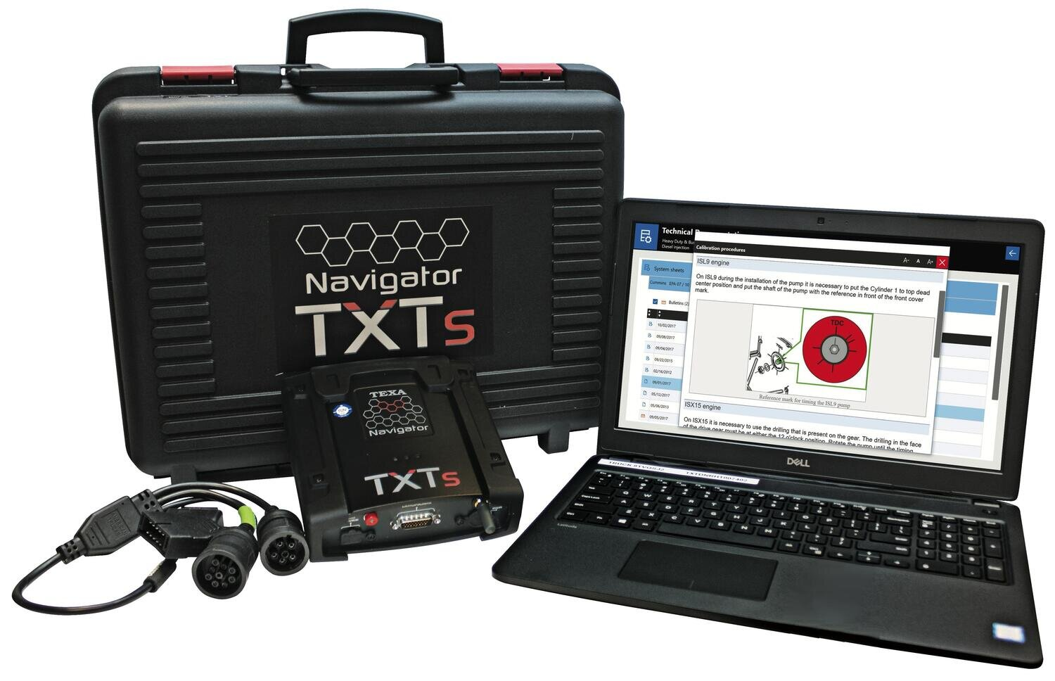 TEXTTWPC - TEXA Truck with PC