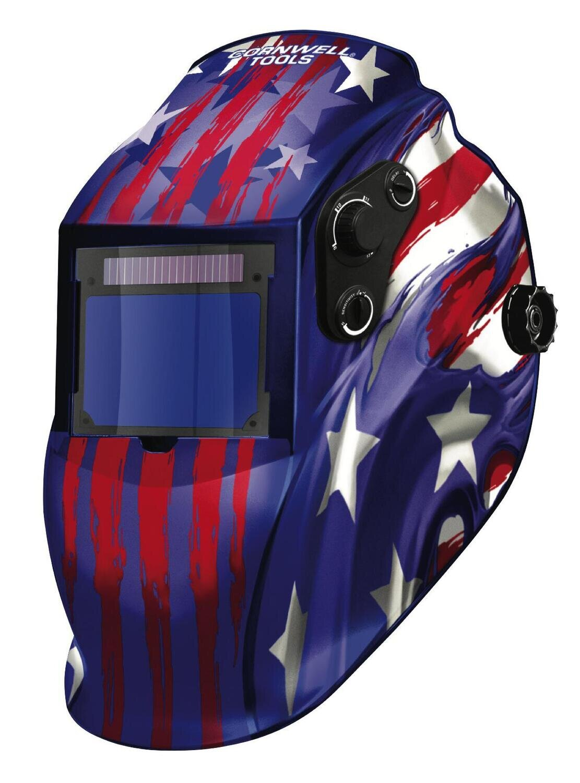 MMW77VG - Variable Shade Professional Welding Helmet