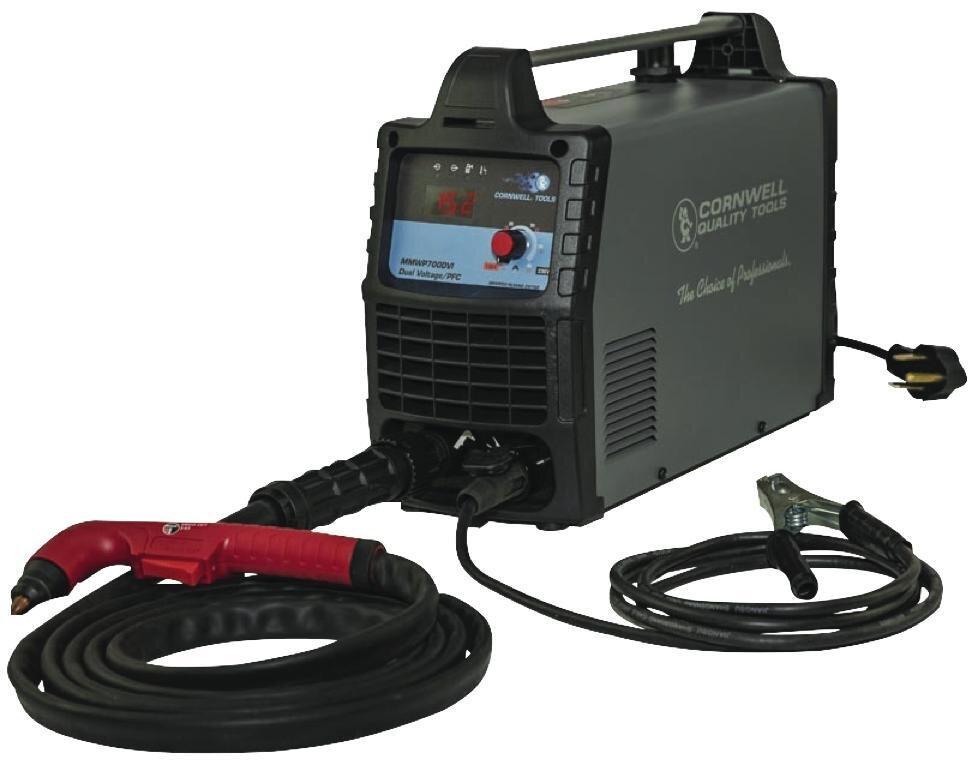 MMWP700DVI - Dual Voltage Plasma Cutter