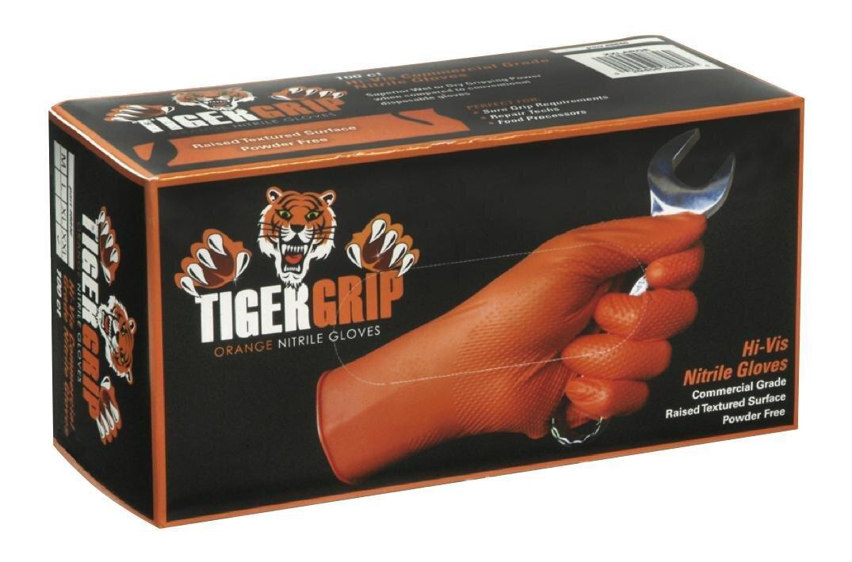 EPP8843 - Tiger Grip Gloves (100/Pk.)