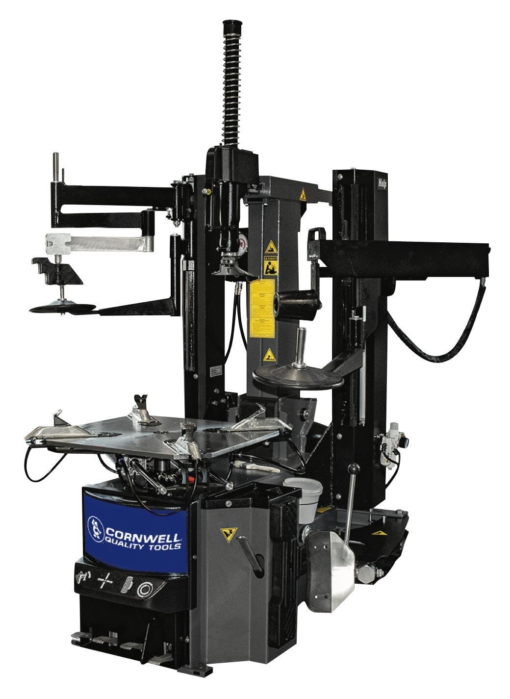CMBCSM645HPA - Performance Tilt Back Tire Changer with HPA Bead Press