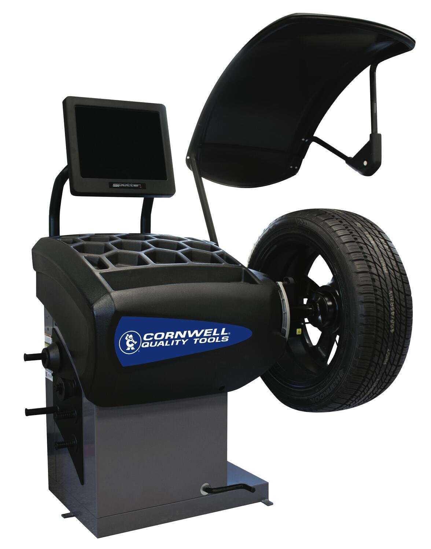 CMBCER73TD - AutoAdaptive™ OPB Wheel Balancer