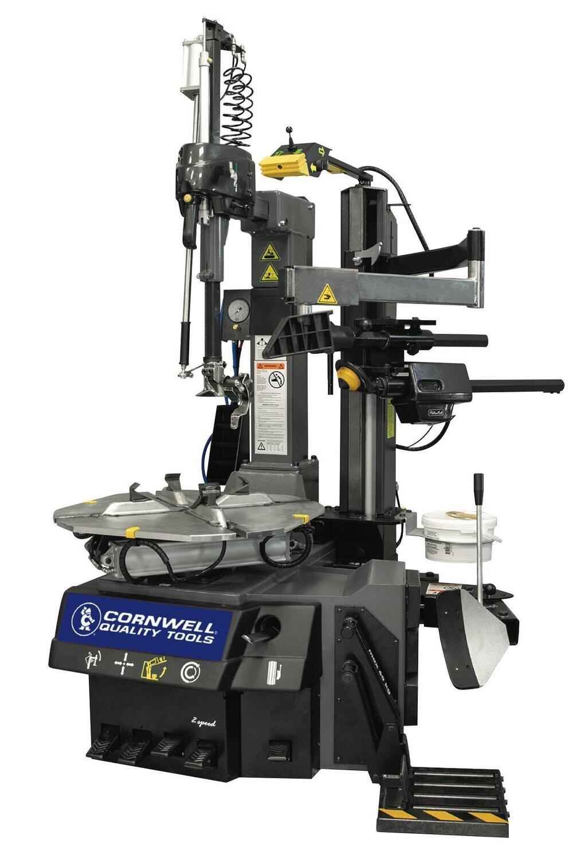 CMBCSM675 - Articulating Arm Leverless Tire Changer w/ Bead Press System