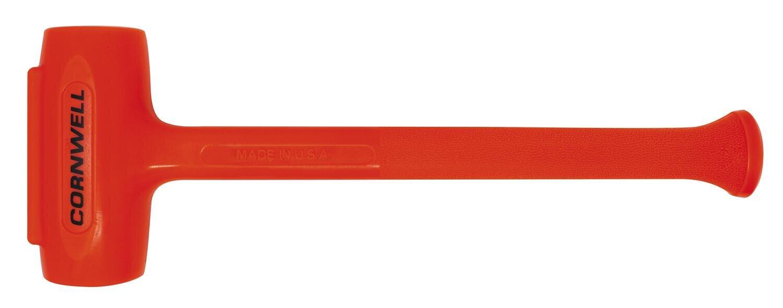 CTHTC7O - 5.5 lb. Dead Blow Sledge Hammer, Orange