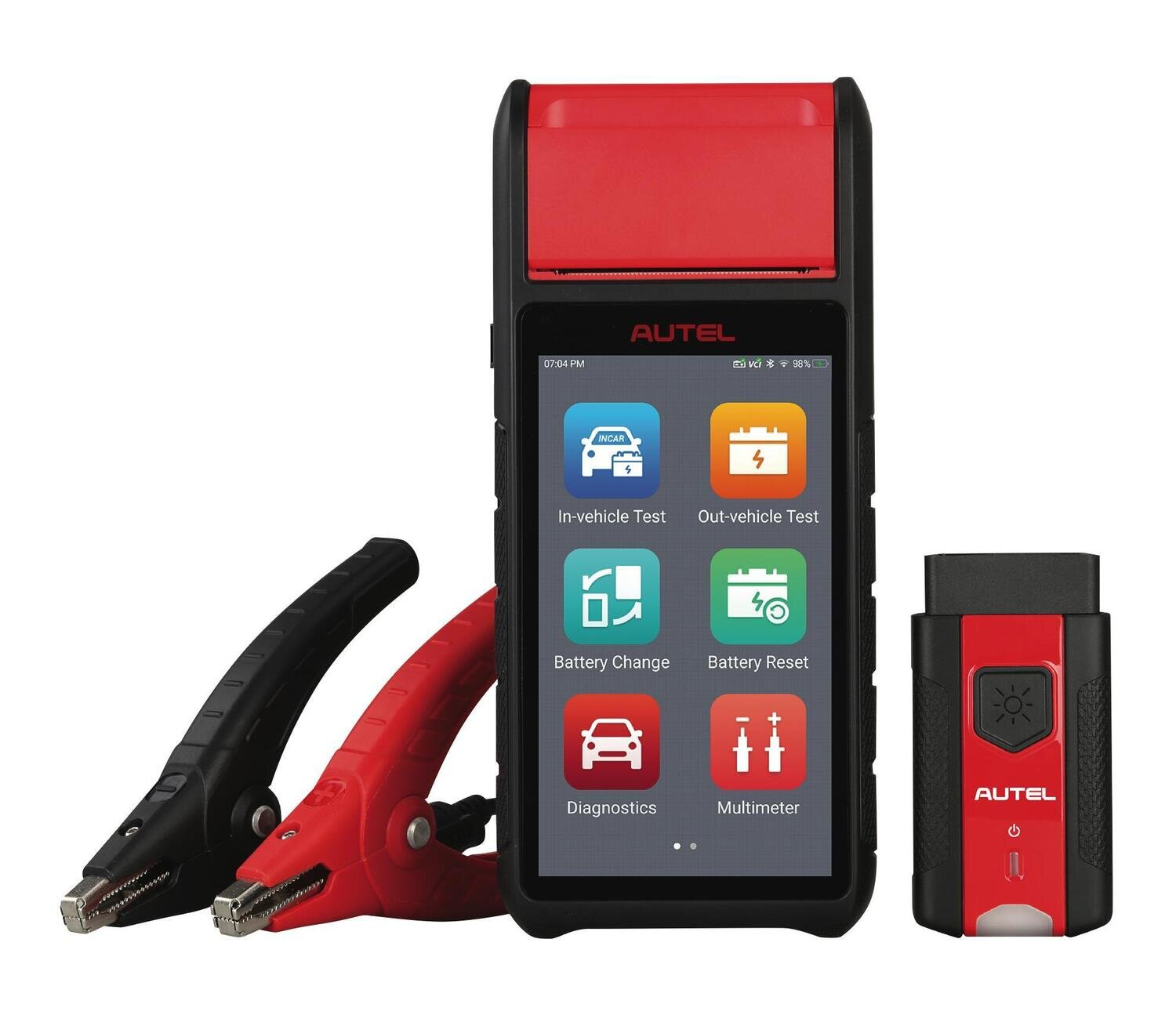 AUTBT608 - Touchscreen Battery and Electrical System Diagnostic Tool