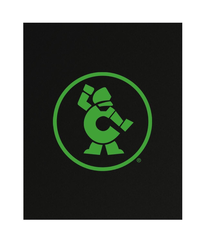 CTBSHAGMAG - PLATINUM™ Side Shelf Magnet Top w/ Neon Green Ironman