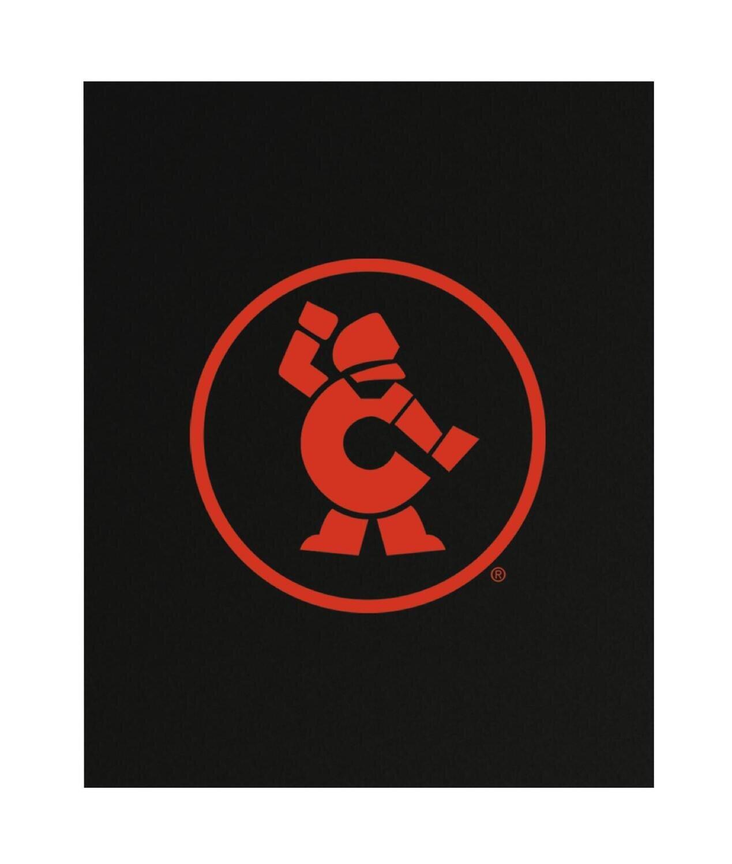 CTBSHAOMAG - PLATINUM™ Side Shelf Magnet Top w/ Atomic Orange Ironman