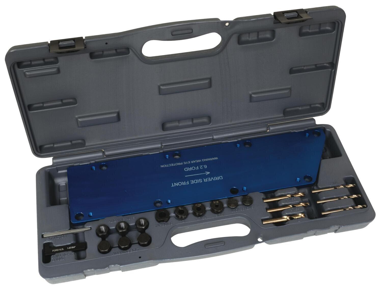 LS72450 - Manifold Template Kit, Ford 6.2L