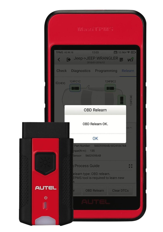 AUTITS600 - MaxiTPMS® ITS600 Tablet TPMS Tool