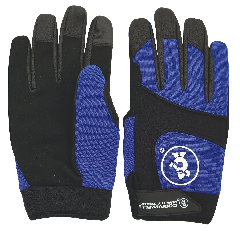 CTGMGBL - Blue Mechanic's Gloves