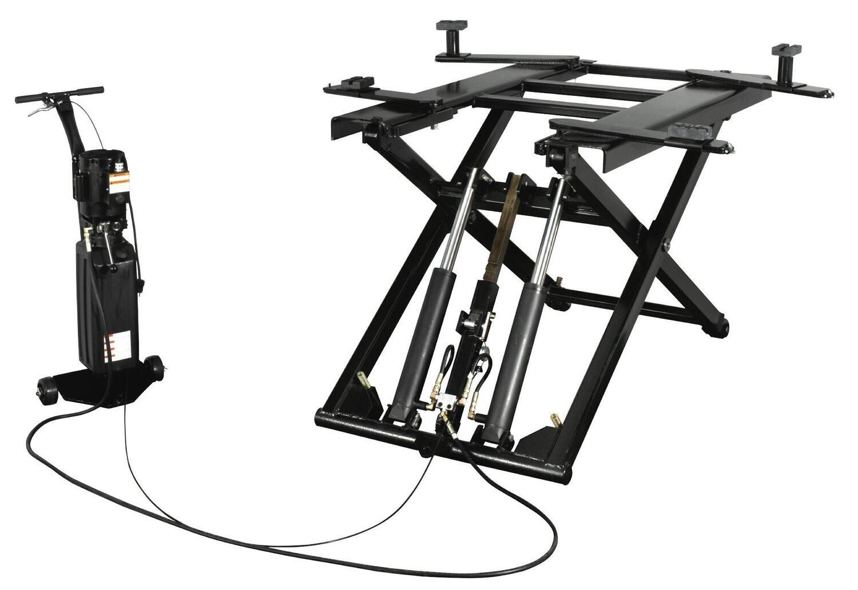 VSG6000MRLFBK - 6,000 lb. Portable Mid-Rise Lift