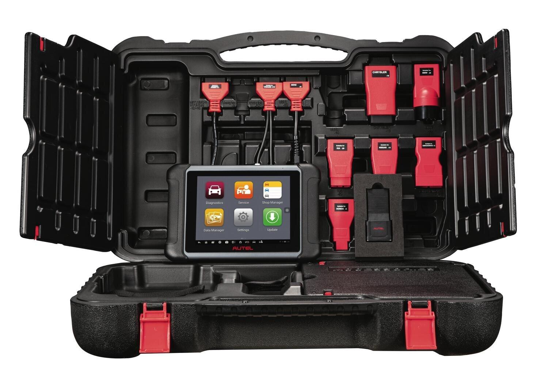 AUTMS906S - Advanced Diagnostic Wireless Tablet w/ Bluetooth® VCI