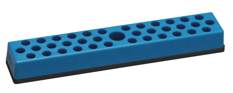 "MSMTS580 - 1/4"" Drive Magnetic Hex Bit Holder, Blue"
