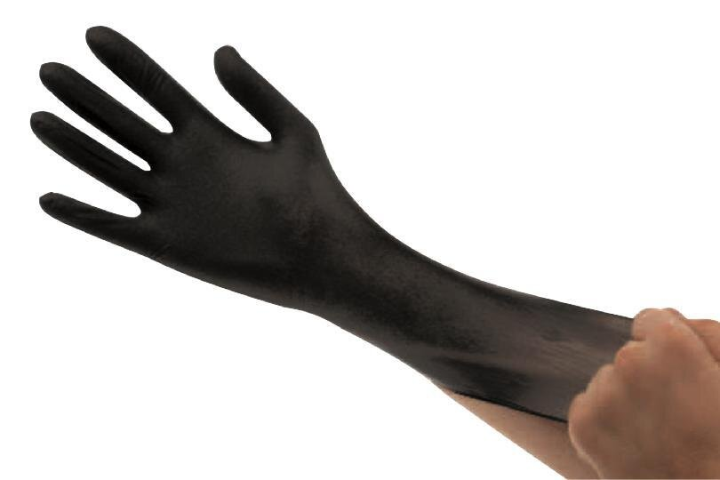 ZLGBLL - Black Lightning Nitrile Gloves
