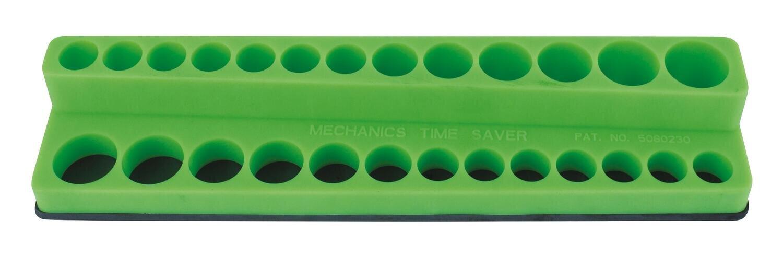 "MS725 - 1/4"" Drive Magnetic Socket Organizer"