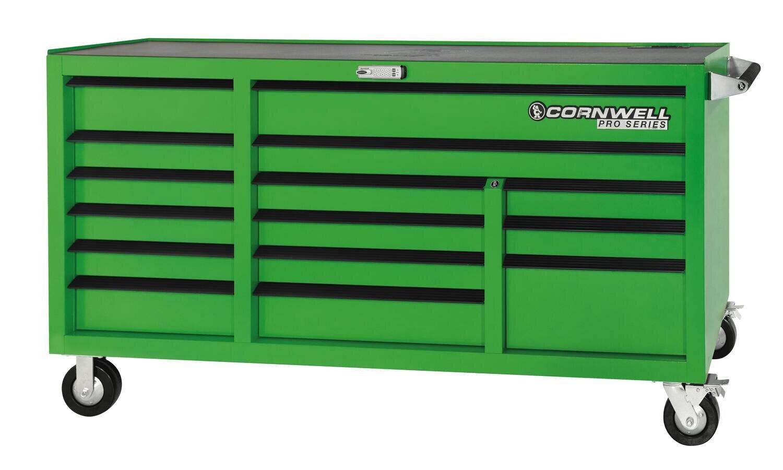 """CTSPSR7615KG - PRO SERIES® 76"""" 15 Drawer Triple Bank Cabinet"""
