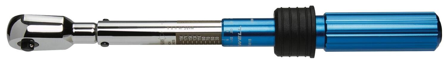 """CEC97461B - 1/4"""" Drive Torque Wrench"""