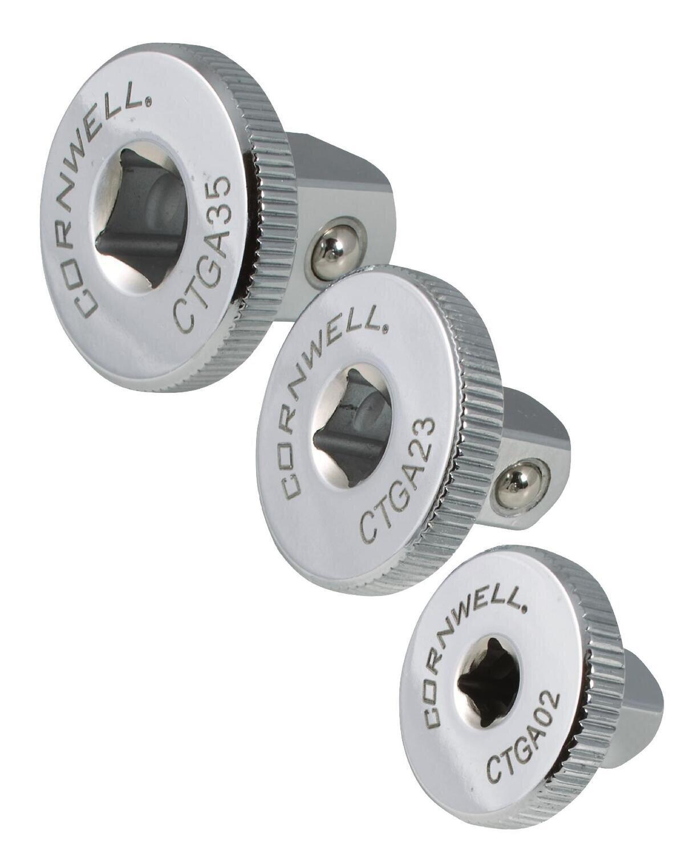 CTGSAK - 3 Piece Adapter Kit